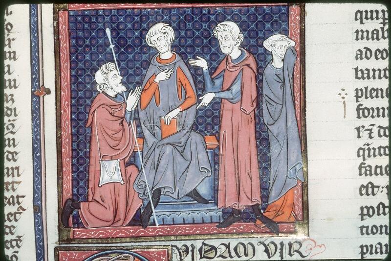 Tours, Bibl. mun., ms. 0558, f. 316 - vue 2