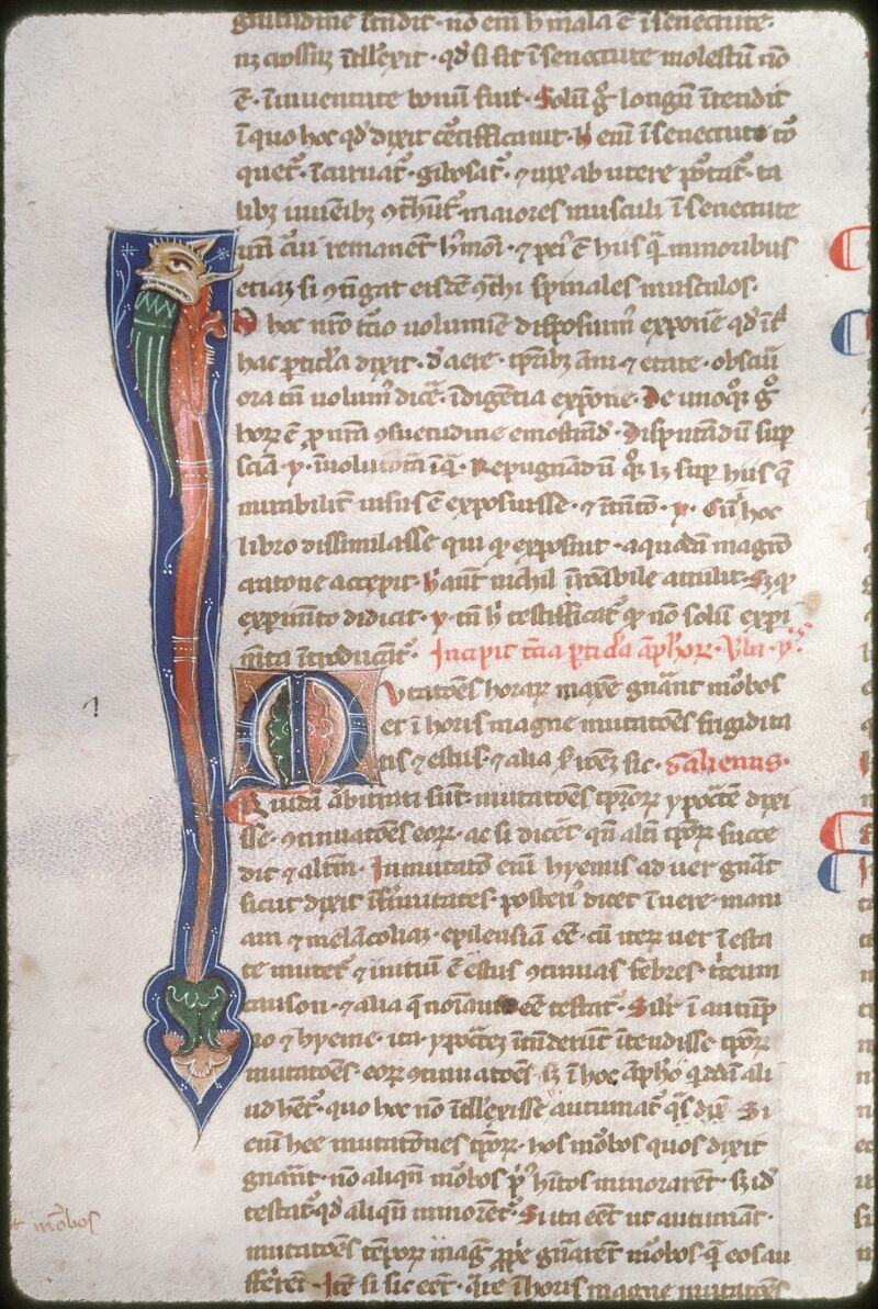 Tours, Bibl. mun., ms. 0791, f. 009v