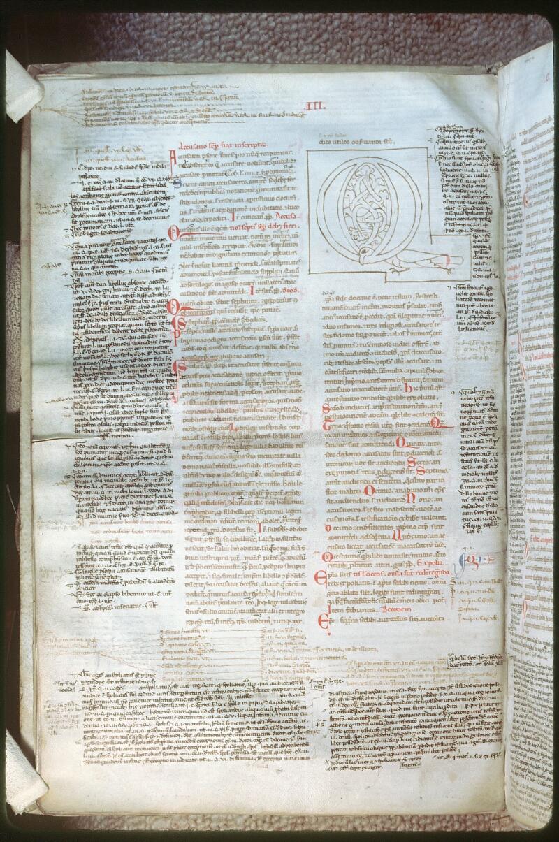 Tours, Bibl. mun., ms. 0559, f. 074v - vue 1