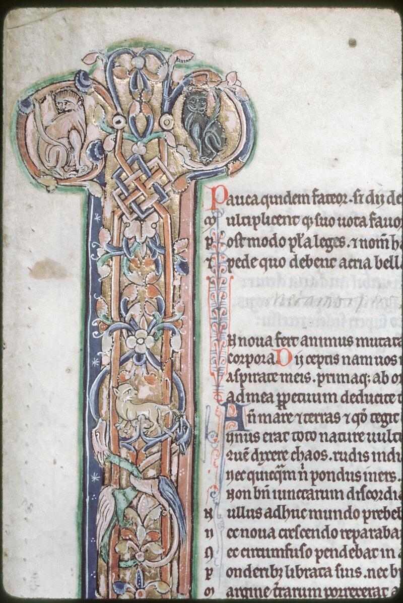 Tours, Bibl. mun., ms. 0879, f. 093 - vue 2