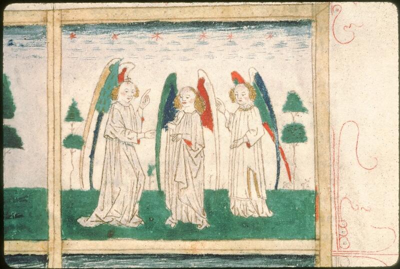 Tours, Bibl. mun., ms. 0703, f. 005 - vue 3