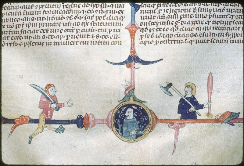 Tours, Bibl. mun., ms. 0568, f. 196