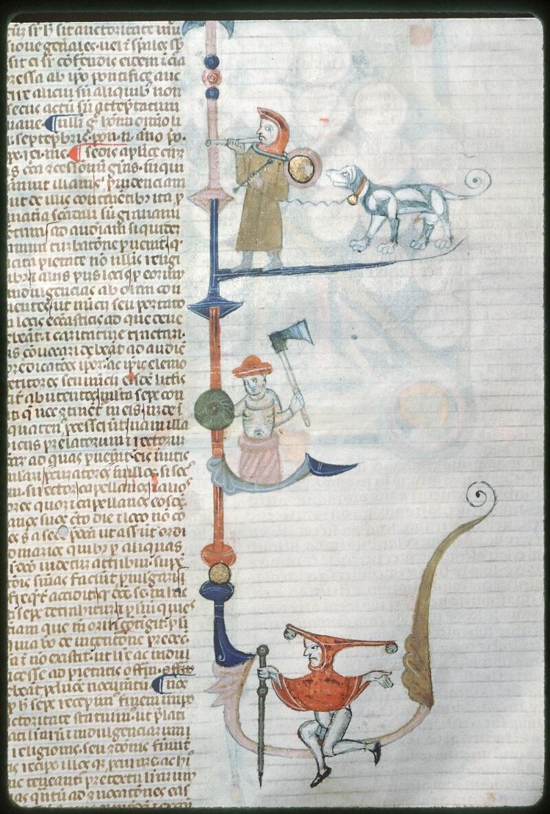 Tours, Bibl. mun., ms. 0568, f. 332 - vue 1