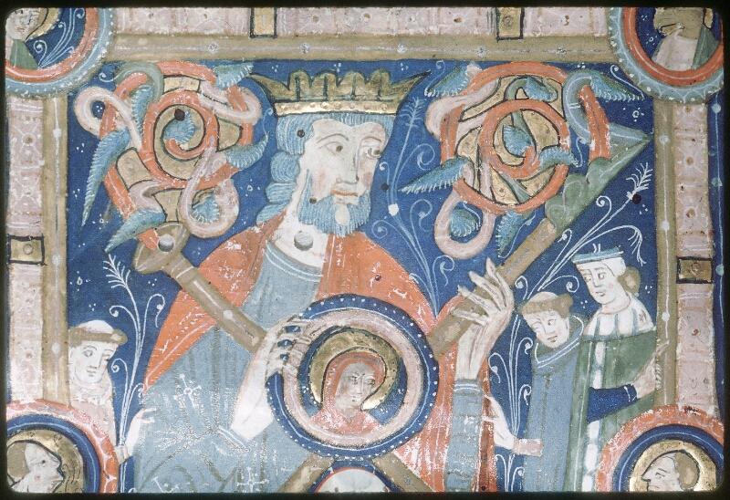 Tours, Bibl. mun., ms. 0568, f. 332v - vue 2