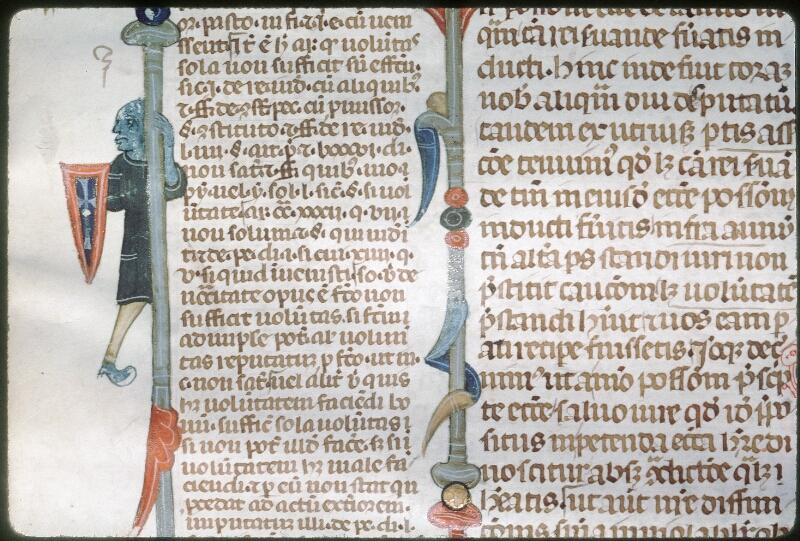 Tours, Bibl. mun., ms. 0568, f. 106v - vue 2