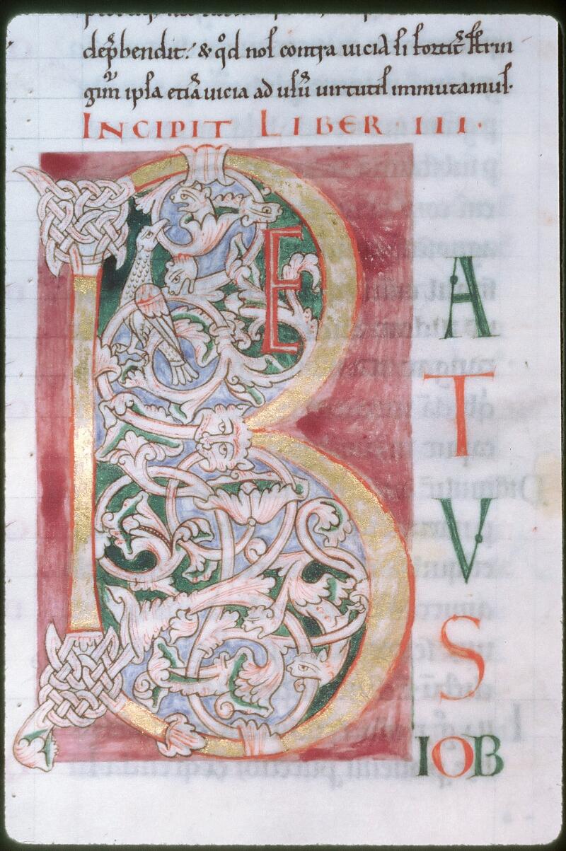 Tours, Bibl. mun., ms. 0318, f. 041v - vue 2