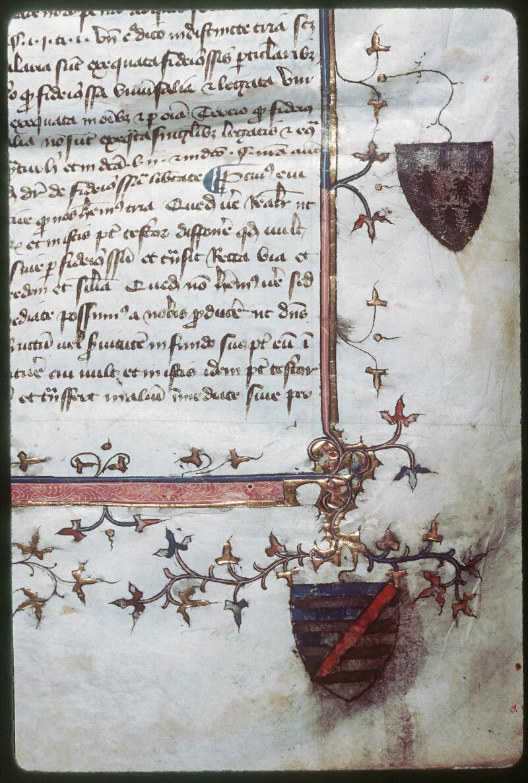 Tours, Bibl. mun., ms. 0644, f. 001 - vue 4
