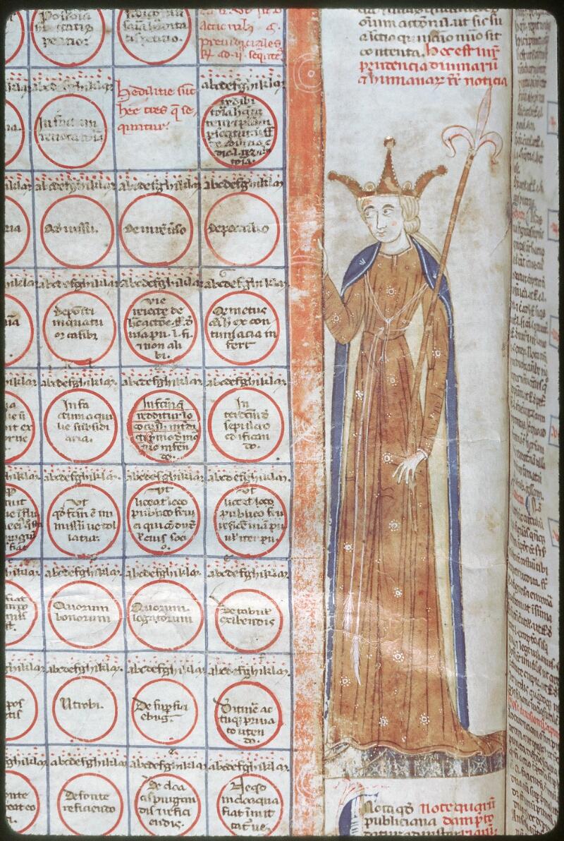 Tours, Bibl. mun., ms. 0654, f. 000Av - vue 2