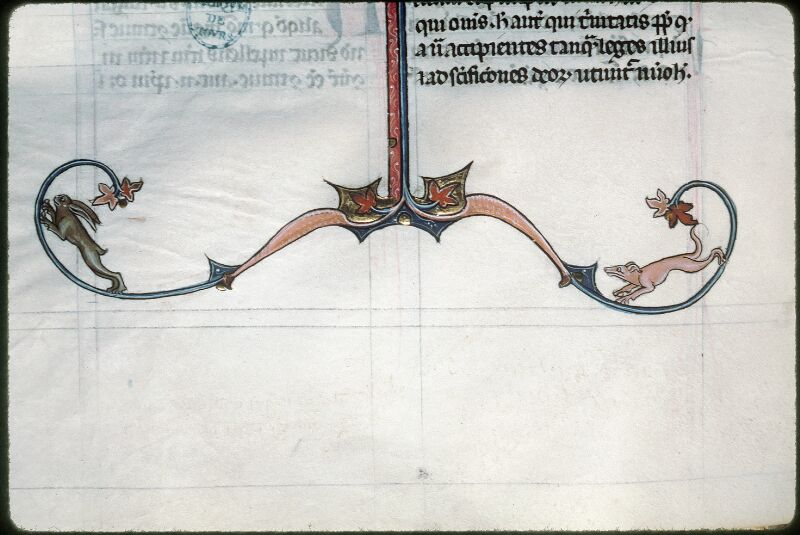 Tours, Bibl. mun., ms. 0679, f. 058v - vue 3