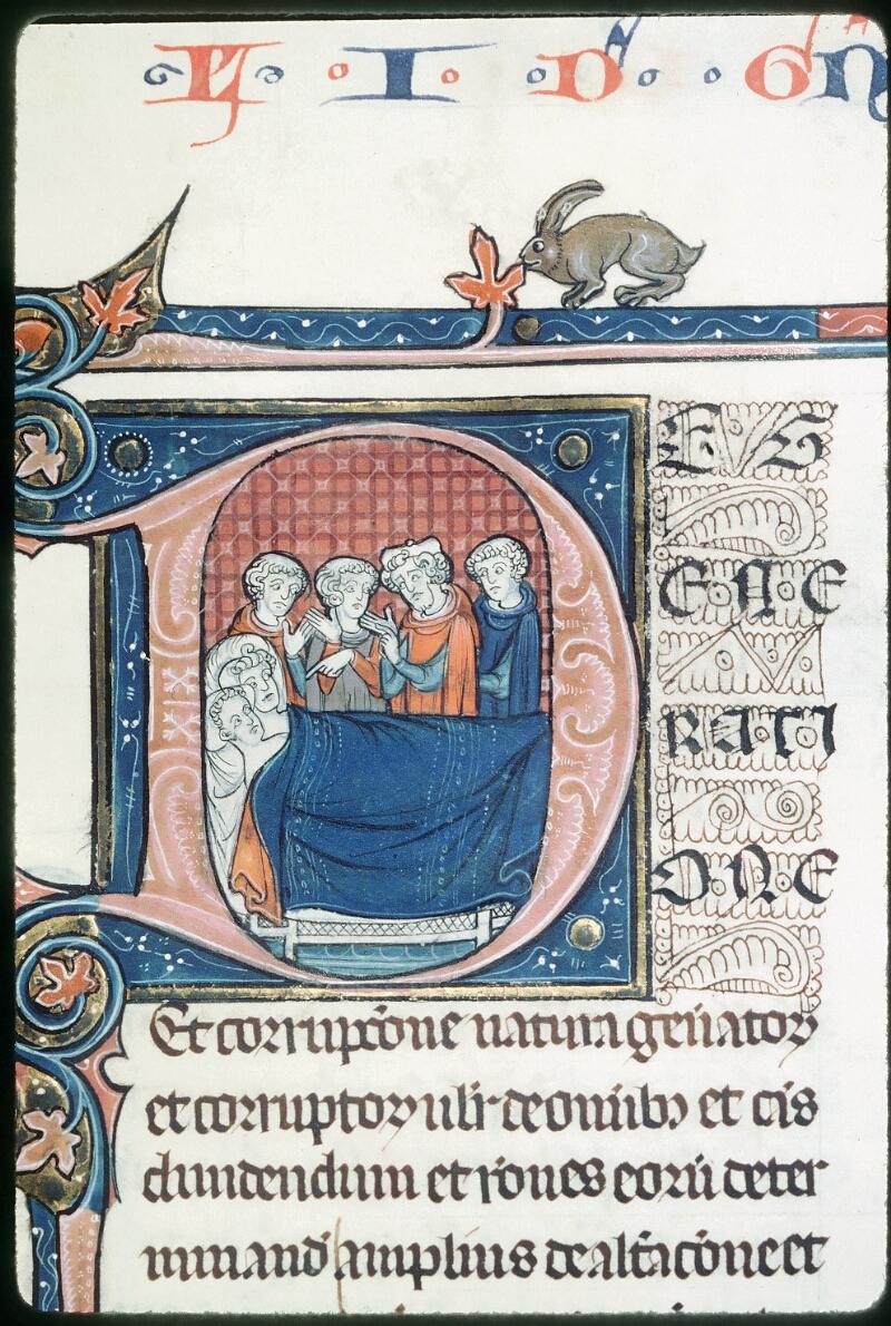 Tours, Bibl. mun., ms. 0679, f. 089 - vue 2