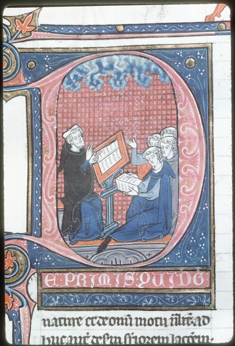 Tours, Bibl. mun., ms. 0679, f. 108 - vue 2