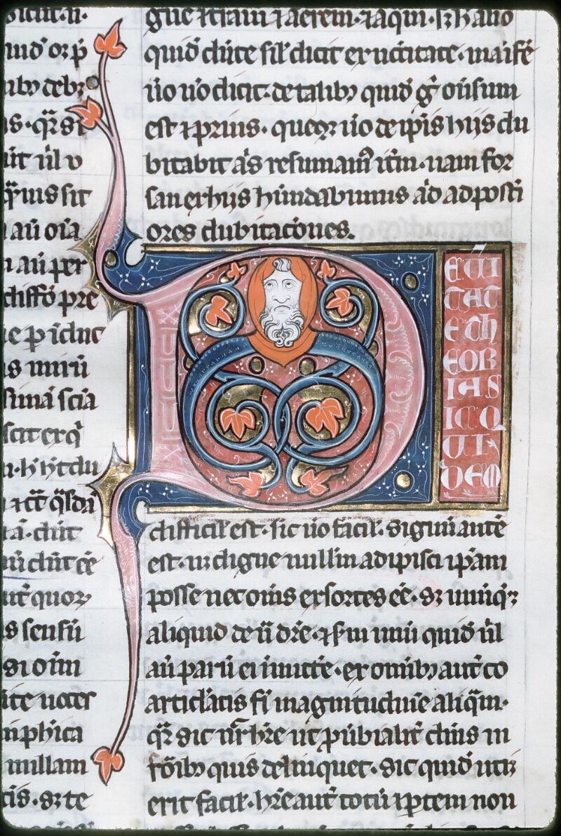 Tours, Bibl. mun., ms. 0679, f. 218v