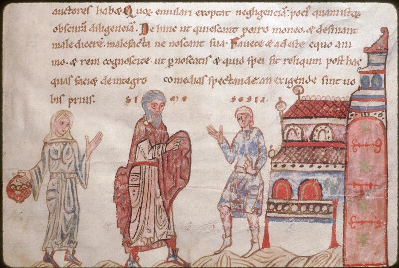 Tours, Bibl. mun., ms. 0924, f. 001 - vue 2