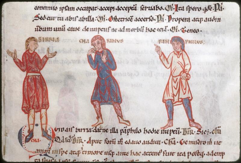 Tours, Bibl. mun., ms. 0924, f. 004 - vue 1