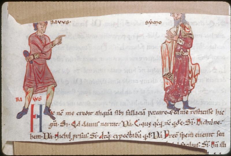 Tours, Bibl. mun., ms. 0924, f. 006 - vue 1