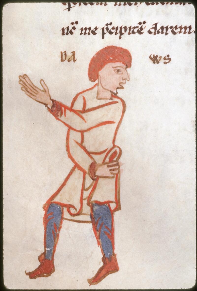 Tours, Bibl. mun., ms. 0924, f. 008 - vue 3