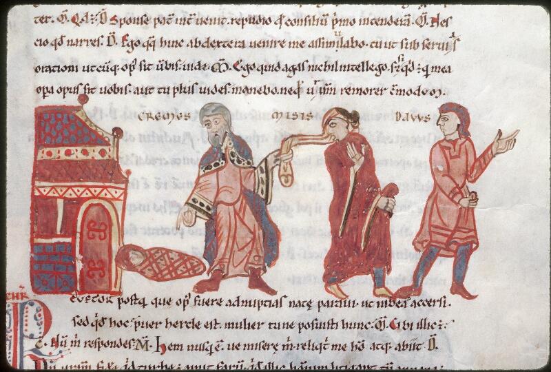 Tours, Bibl. mun., ms. 0924, f. 010 - vue 1