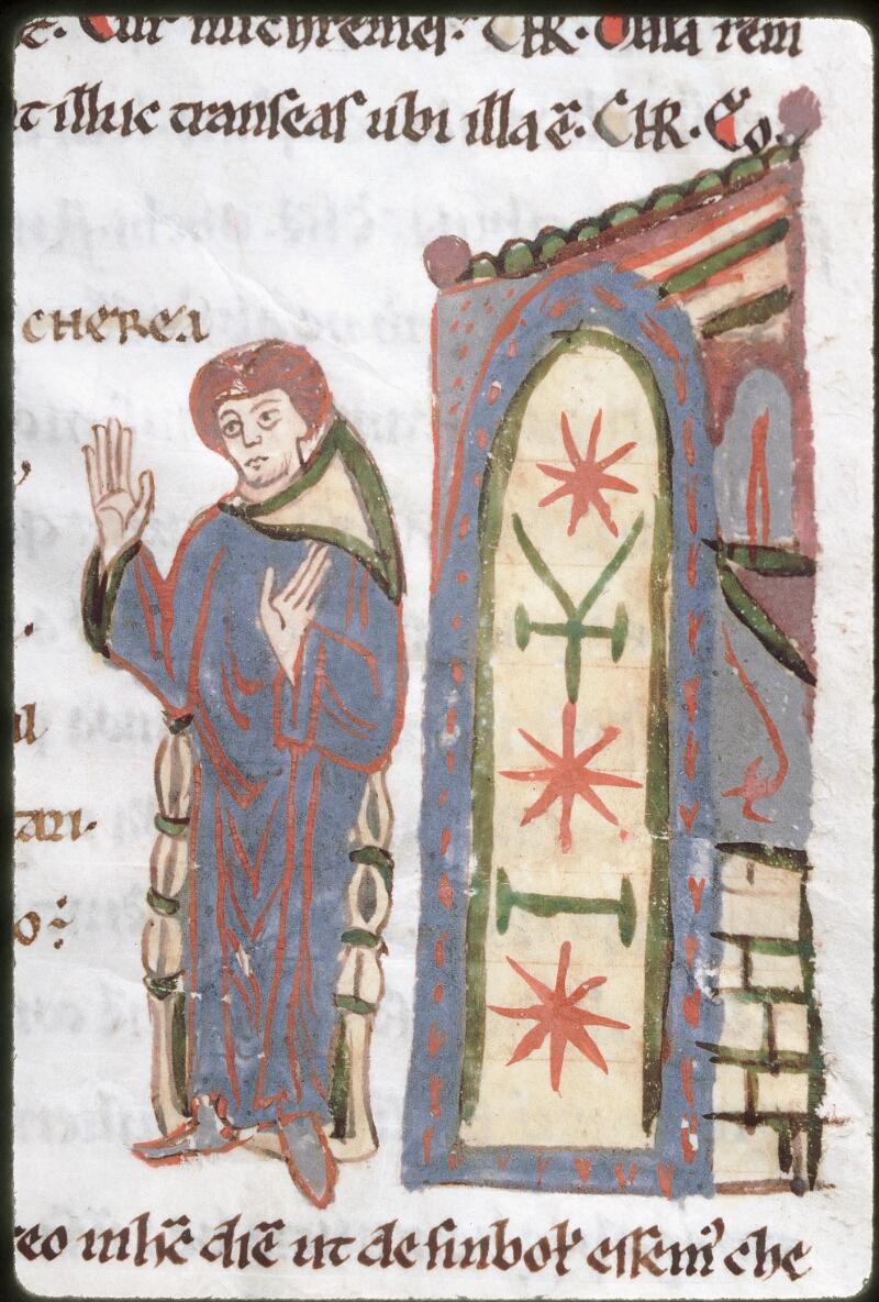 Tours, Bibl. mun., ms. 0924, f. 020 - vue 2
