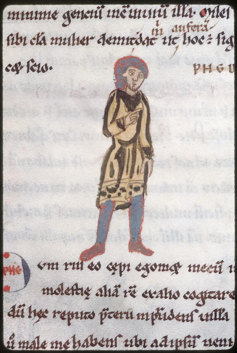 Tours, Bibl. mun., ms. 0924, f. 021 - vue 1