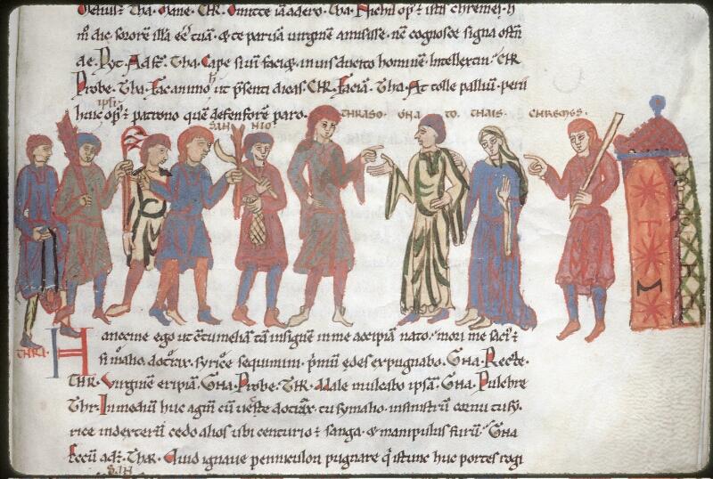 Tours, Bibl. mun., ms. 0924, f. 023 - vue 1