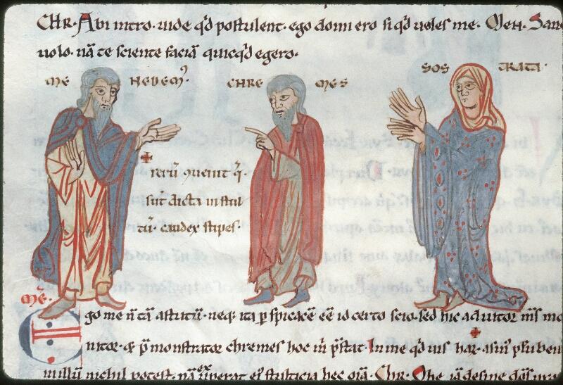 Tours, Bibl. mun., ms. 0924, f. 037v - vue 1