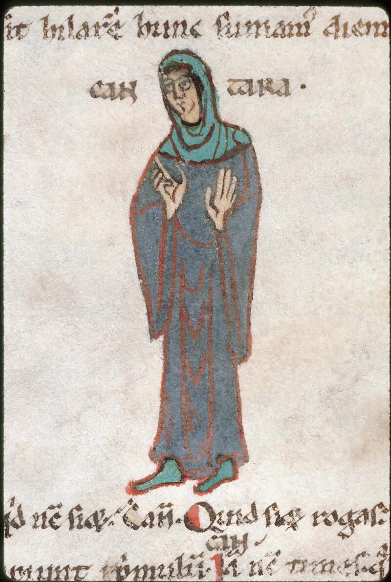 Tours, Bibl. mun., ms. 0924, f. 044v - vue 2