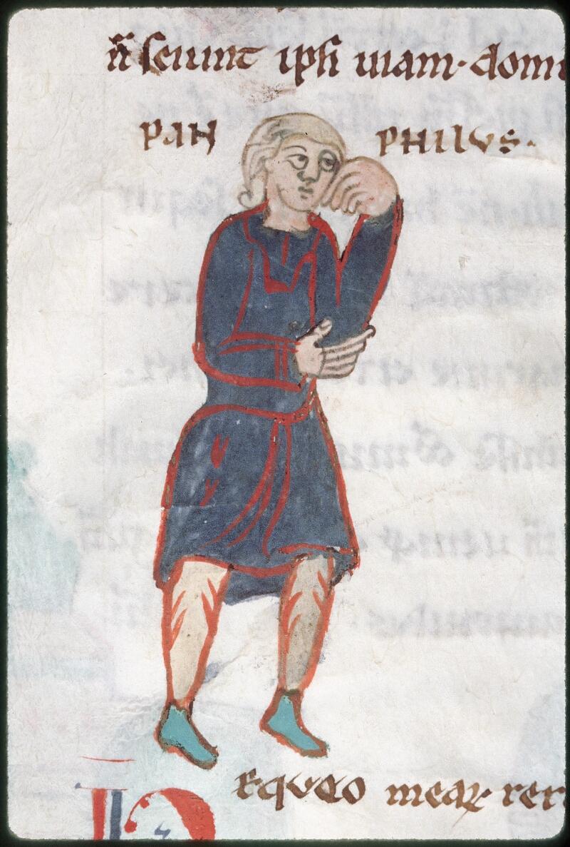 Tours, Bibl. mun., ms. 0924, f. 057v - vue 2