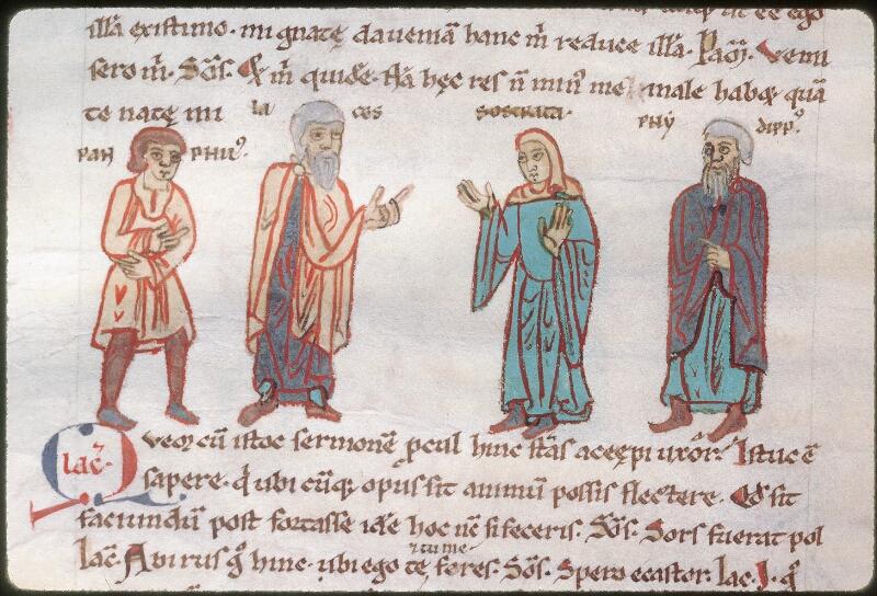 Tours, Bibl. mun., ms. 0924, f. 060v - vue 1