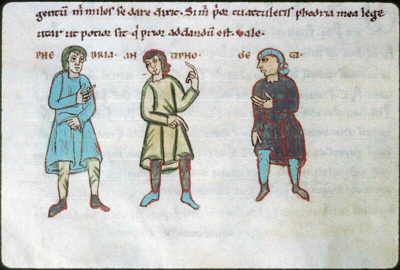 Tours, Bibl. mun., ms. 0924, f. 070v - vue 1