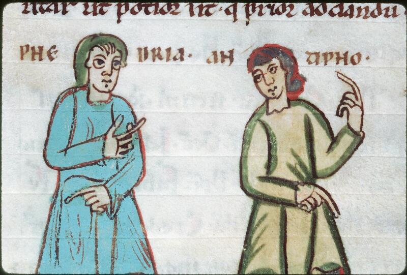 Tours, Bibl. mun., ms. 0924, f. 070v - vue 2