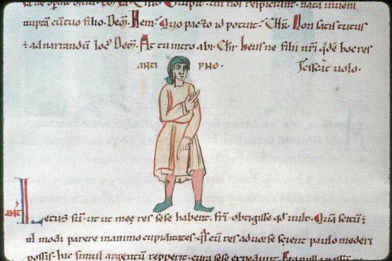 Tours, Bibl. mun., ms. 0924, f. 074v - vue 1