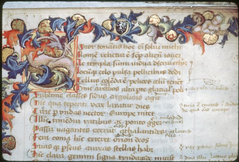 Tours, Bibl. mun., ms. 0926, f. 002 - vue 2