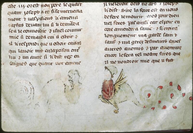 Tours, Bibl. mun., ms. 0951, f. 009 - vue 2