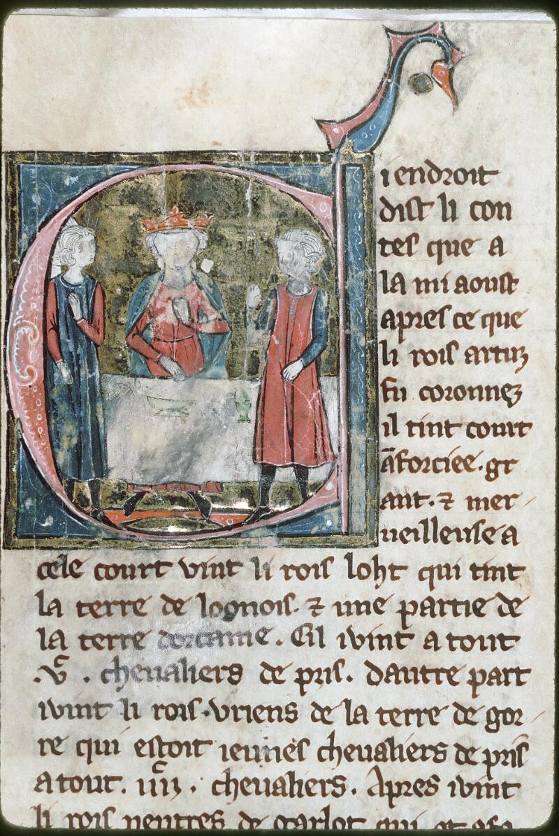 Tours, Bibl. mun., ms. 0951, f. 224