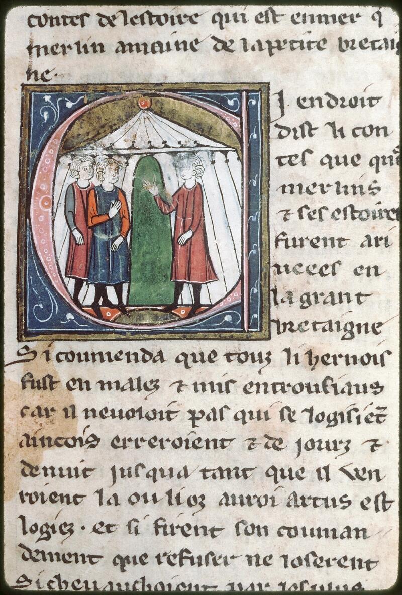Tours, Bibl. mun., ms. 0951, f. 237 - vue 2