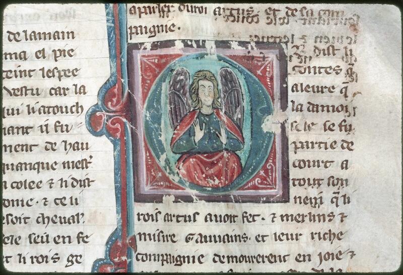 Tours, Bibl. mun., ms. 0951, f. 412
