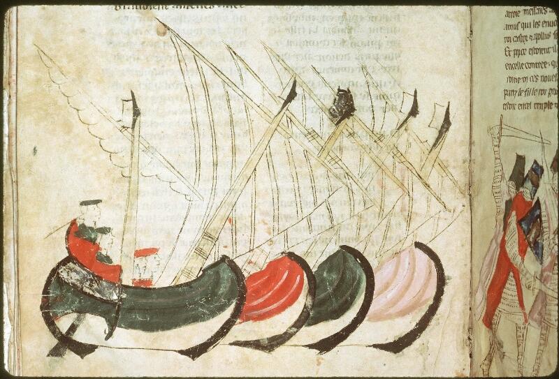 Tours, Bibl. mun., ms. 0953, f. 006v - vue 2