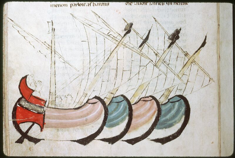 Tours, Bibl. mun., ms. 0953, f. 011v - vue 2