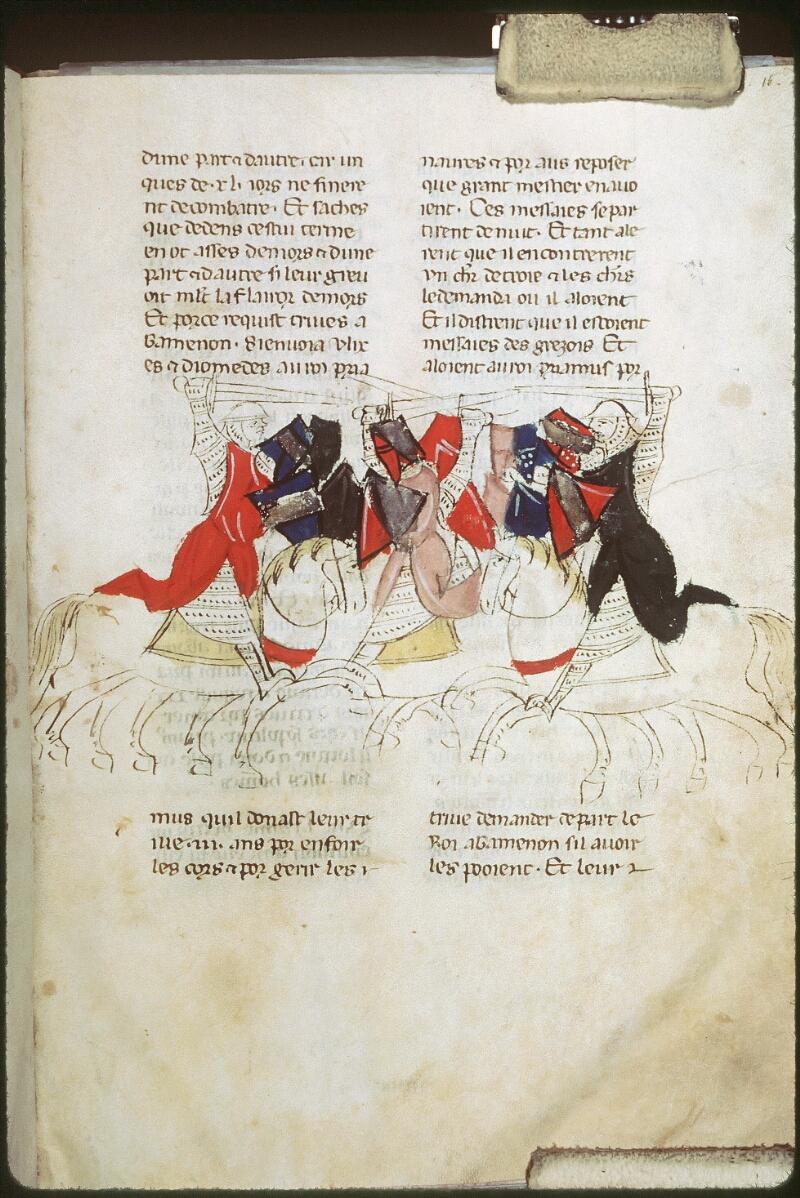 Tours, Bibl. mun., ms. 0953, f. 015 - vue 1
