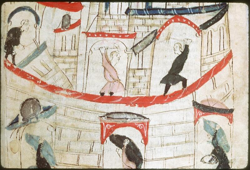 Tours, Bibl. mun., ms. 0953, f. 030 - vue 3