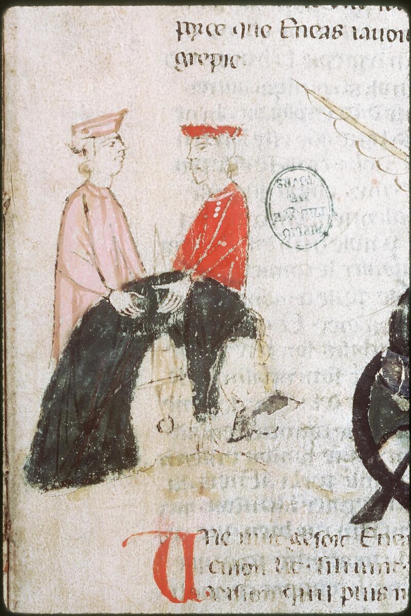 Tours, Bibl. mun., ms. 0953, f. 042 - vue 2