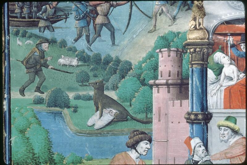 Tours, Bibl. mun., ms. 0984, f. 001 - vue 4