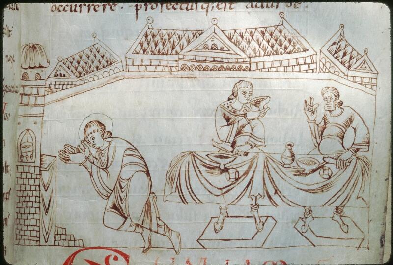 Tours, Bibl. mun., ms. 1018, f. 015 - vue 1