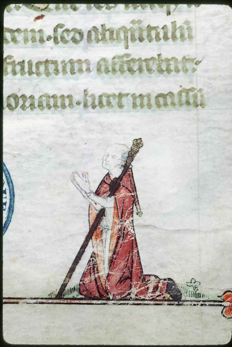 Tours, Bibl. mun., ms. 1023, f. 001 - vue 4