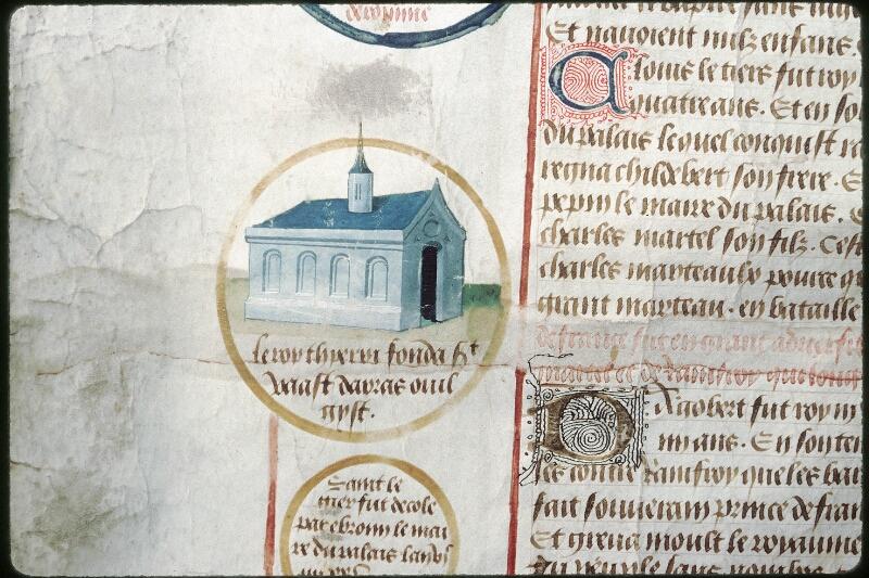 Tours, Bibl. mun., ms. 1039 - vue 16