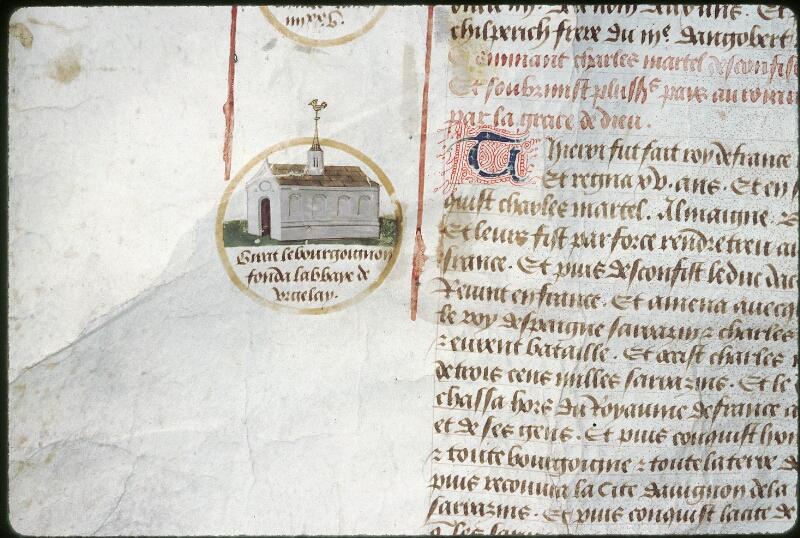 Tours, Bibl. mun., ms. 1039 - vue 17