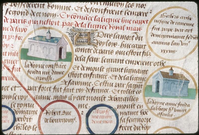 Tours, Bibl. mun., ms. 1039 - vue 27
