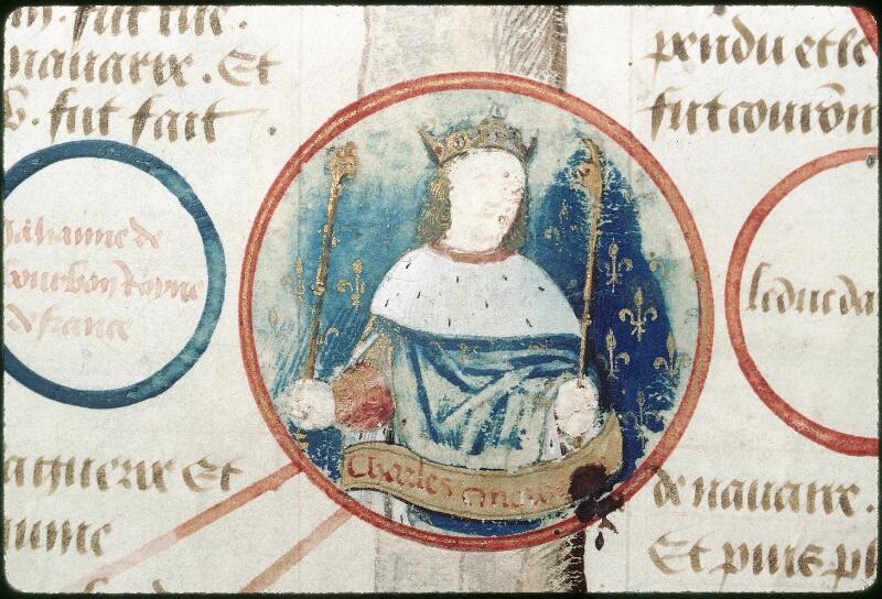 Tours, Bibl. mun., ms. 1039 - vue 42