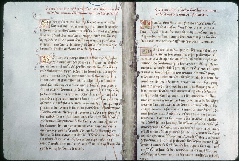 Tours, Bibl. mun., ms. 1039 - vue 43