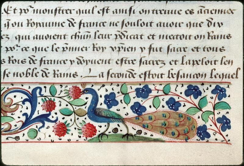 Tours, Bibl. mun., ms. 1047, f. 028v - vue 2